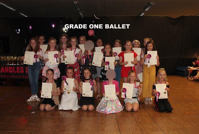 Grade One Ballet x