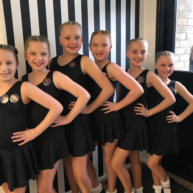 Grade One Tap x