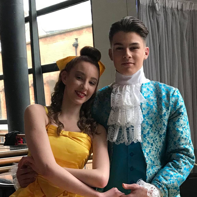 Our Beauty and Beast x