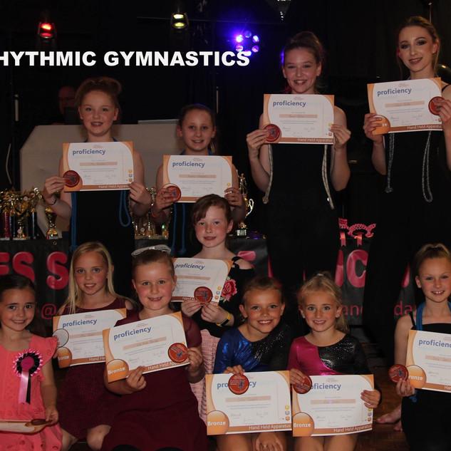 Rhythmic Gymnastics x