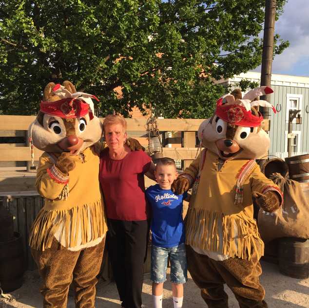 Chip and Dale x