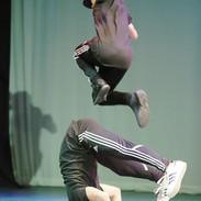 Breakdance x