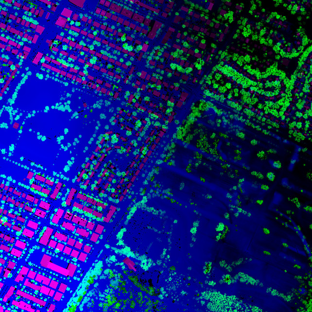 LIMTL - MONTREAL AS SEEN BY LASERS: NOUVEAU ROSEMONT