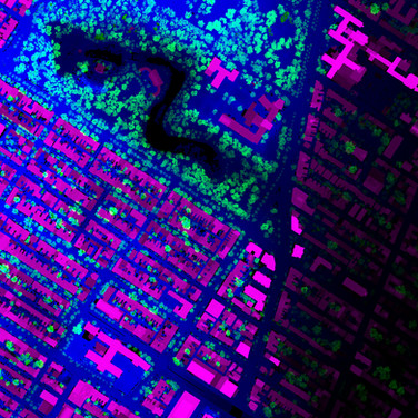 LIMTL - MONTREAL AS SEEN BY LASERS: PARC LAFONTAINE