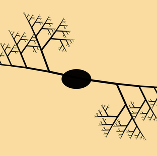 Interactive branching of dendrites