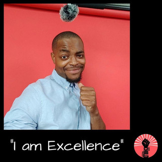 "@remo_millz ""I am Exellence"""