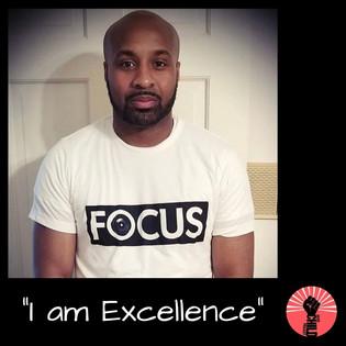 """@jayetoler """"I am Exellence"""""""
