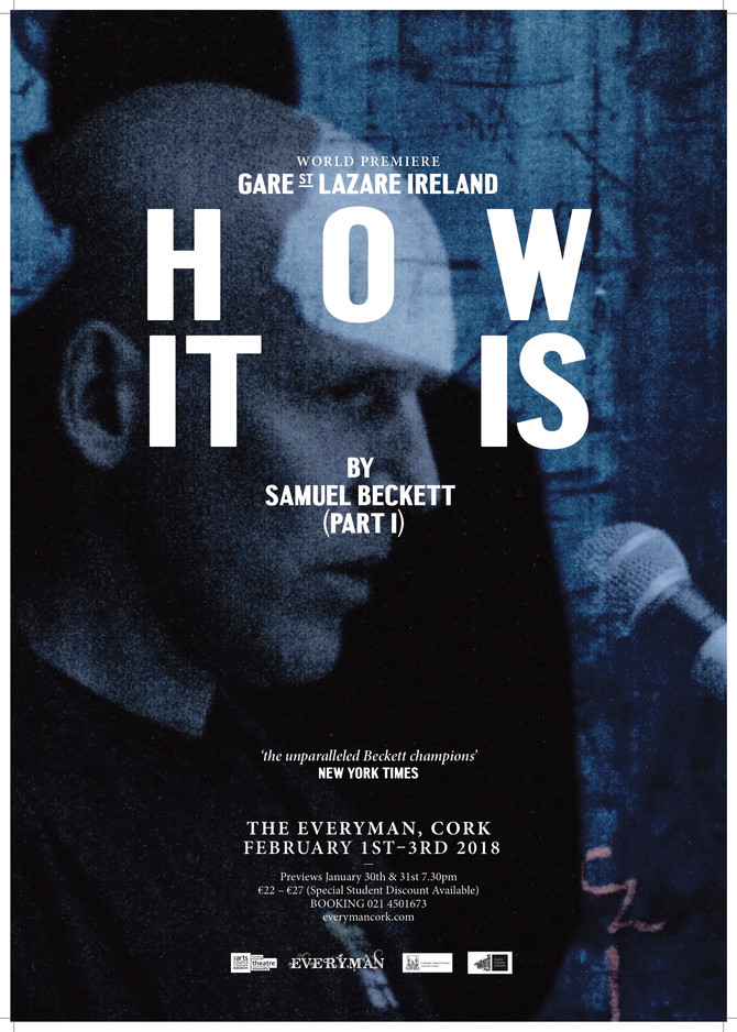 How It Is - world premiere
