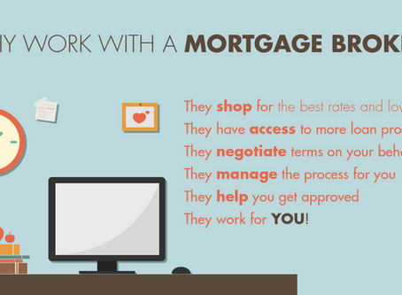 We Are Mortgage Brokers!