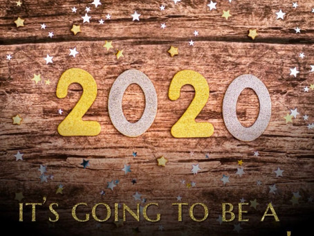 Happy New Year! Wishing everyone a happy and healthy 2020.