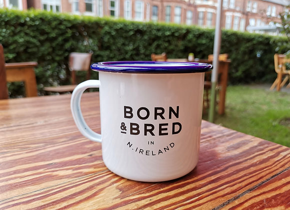 Born & Bred in N. Ireland Mug