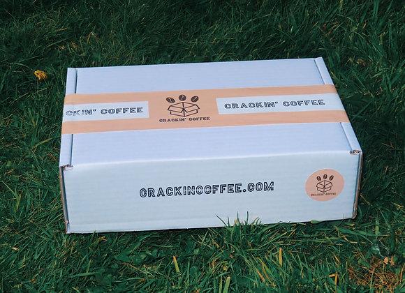 One-off Crackin' Coffee Box