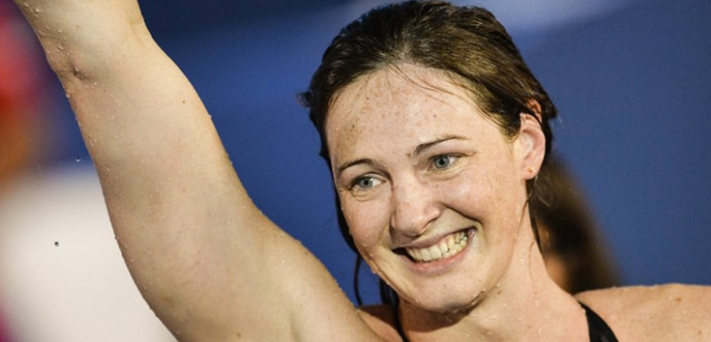 International Women's Day Speaker Cate Campbell