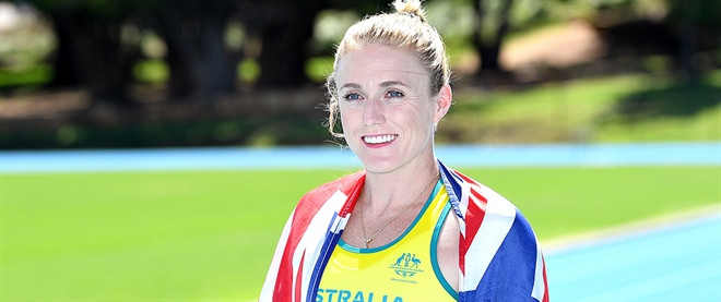 International Women's Day Speaker Sally Pearson