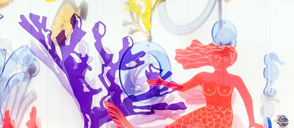 Introducing Lux Lucet interview series 'Creative Spotlight': Visual Artist Lu Mason
