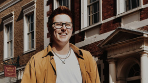 Trans day of visibility: jake patterson