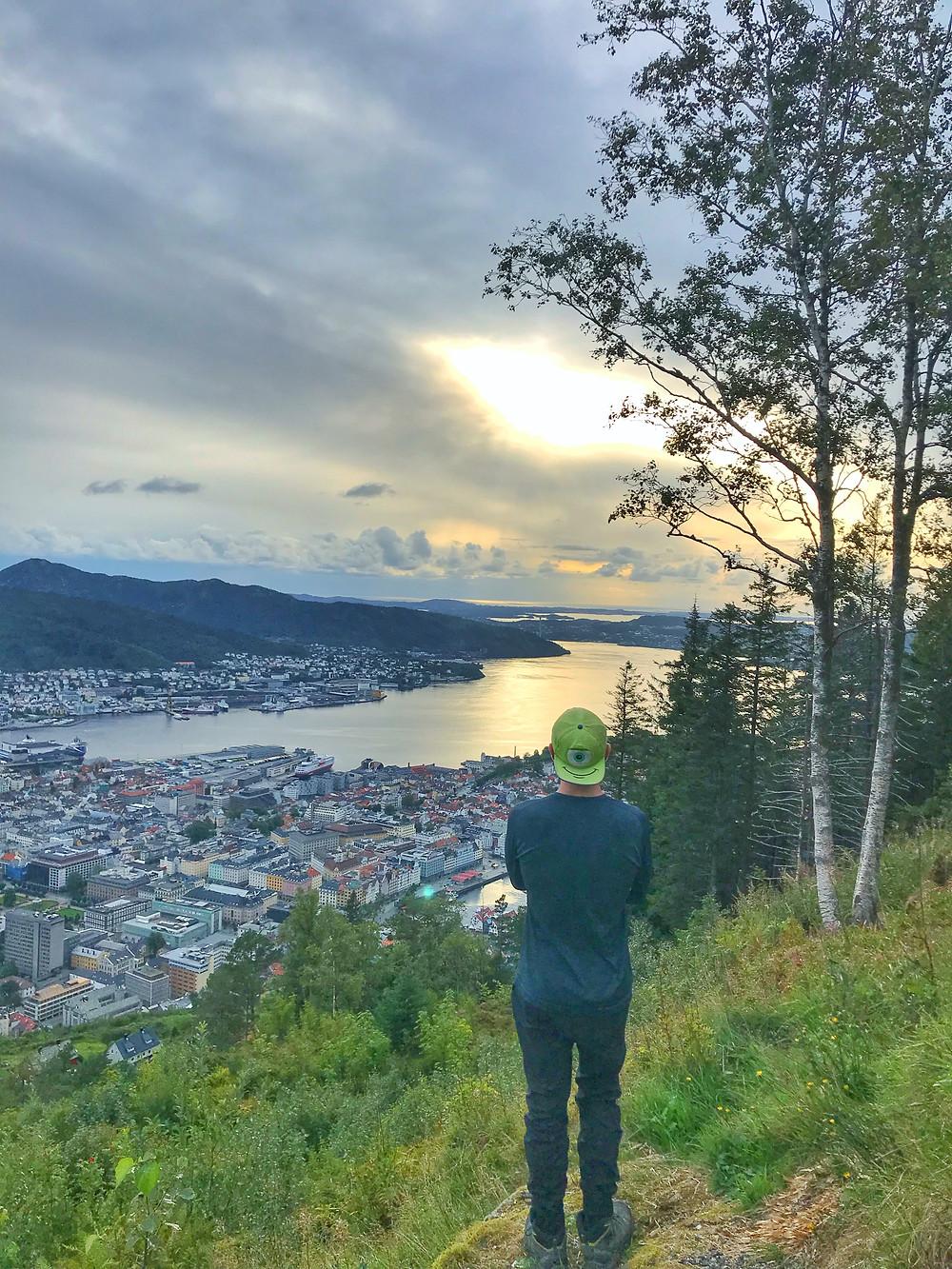 Drew Teller Bergen Norway