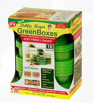 Debbie Meyer GreenBoxes