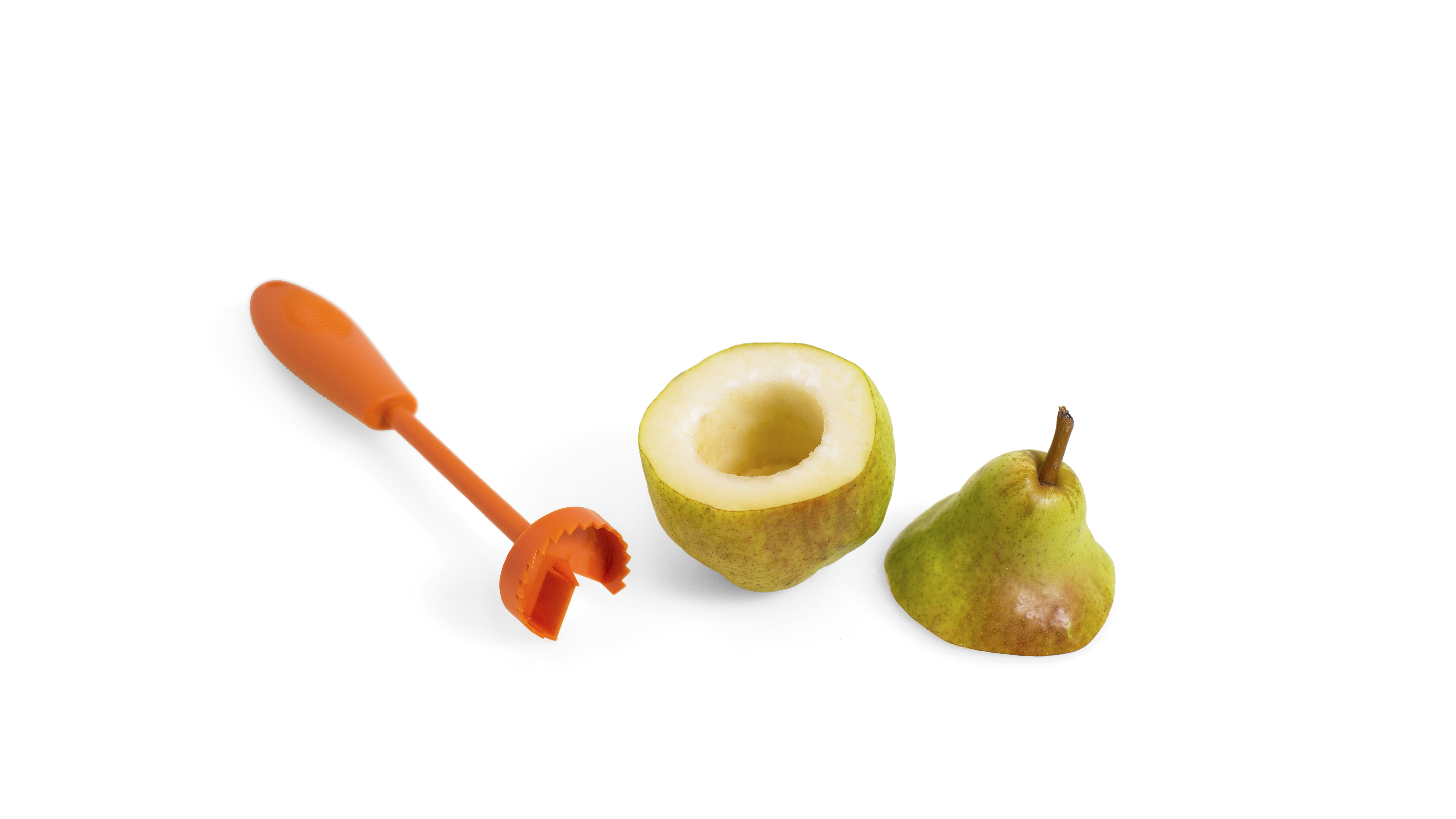 Corer with Pear