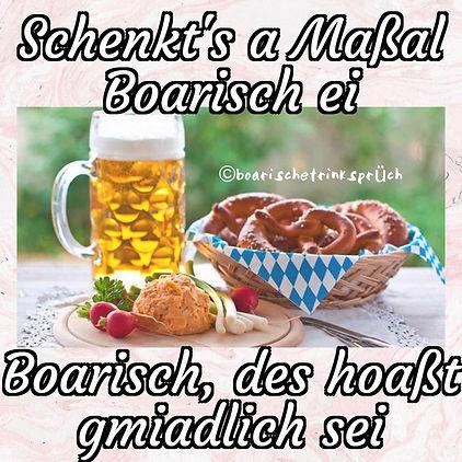 A Masserl Boarisch