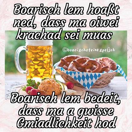 Boarisch Lebn