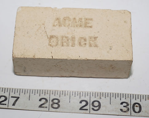 Acme Advertising Brick - Paperweight