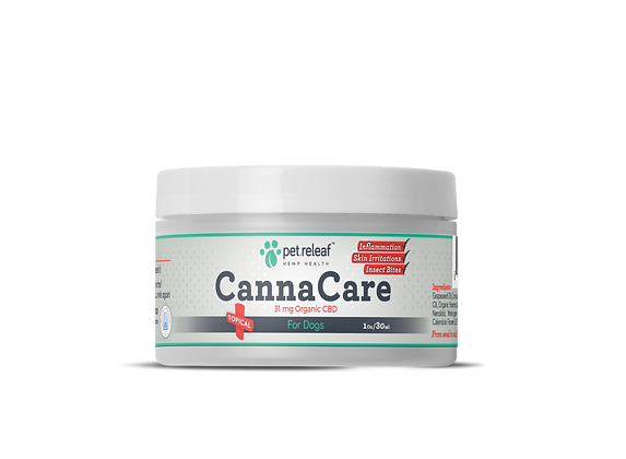 Canna Care CBD Topical for Dogs