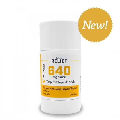 Serious Relief + Arnica 640mg Roll On