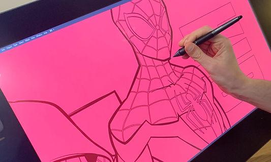 spiderman-linework-jon-working.jpg