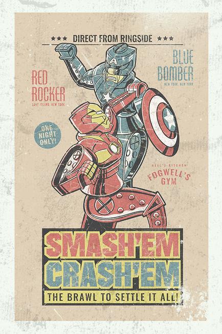 jon-laser-rockem-sockem-avengers-poster.