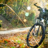 Ballade à vélo autour du Rocadel