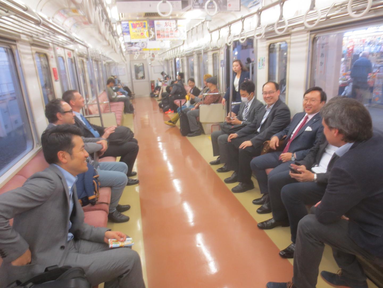 2018_11_06 Japan Shizuoka Students Tuesd
