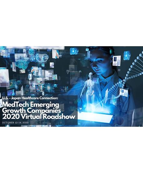 MedTech Emerging Growth Companies 2020 Virtual Roadshow