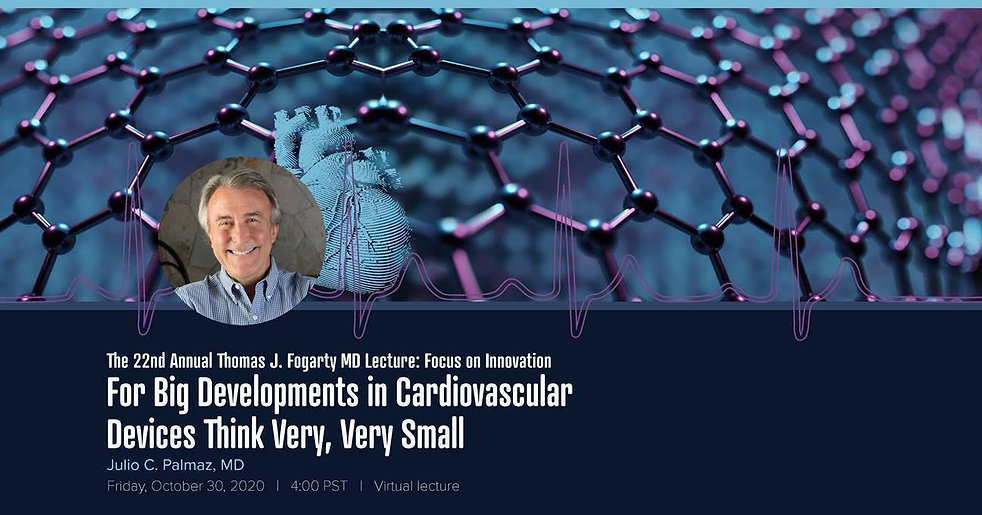 22nd Annual Thomas J. Fogarty, MD Lecture: Focus on Innovation