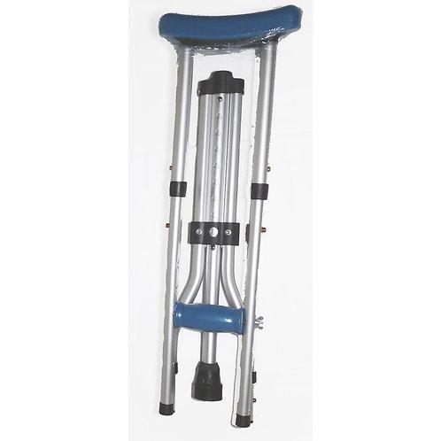 The Folding Crutches