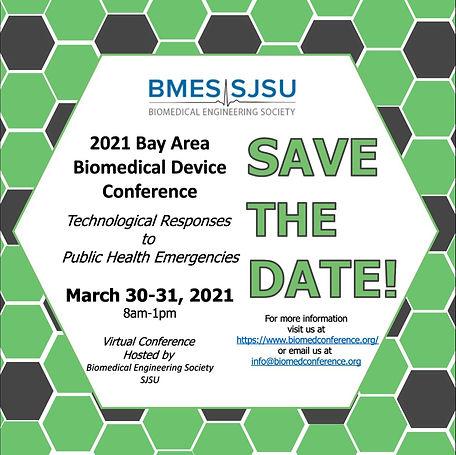 2021 Bay Area biomedical device conferen