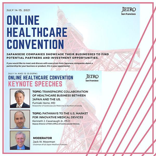 USJMF JETO Online. Conference Medtech Ju