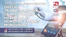 The Digital Transformation of Healthcare in Hospital at Home and Patient Monitoring