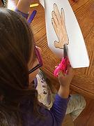 CutHandprint activity Piel,corazon y cie