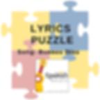 CoverTPT_LyricsPuzzle_BuenosDias_Short+FunSpanishBeats_Ana_Calabrese