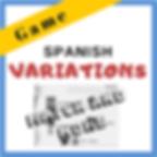 Cover_GameSpanishVariations_SpanishPlusM