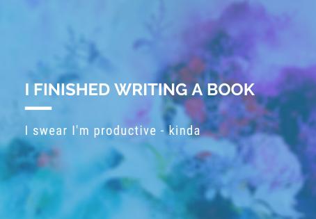 I've Finished A Story!