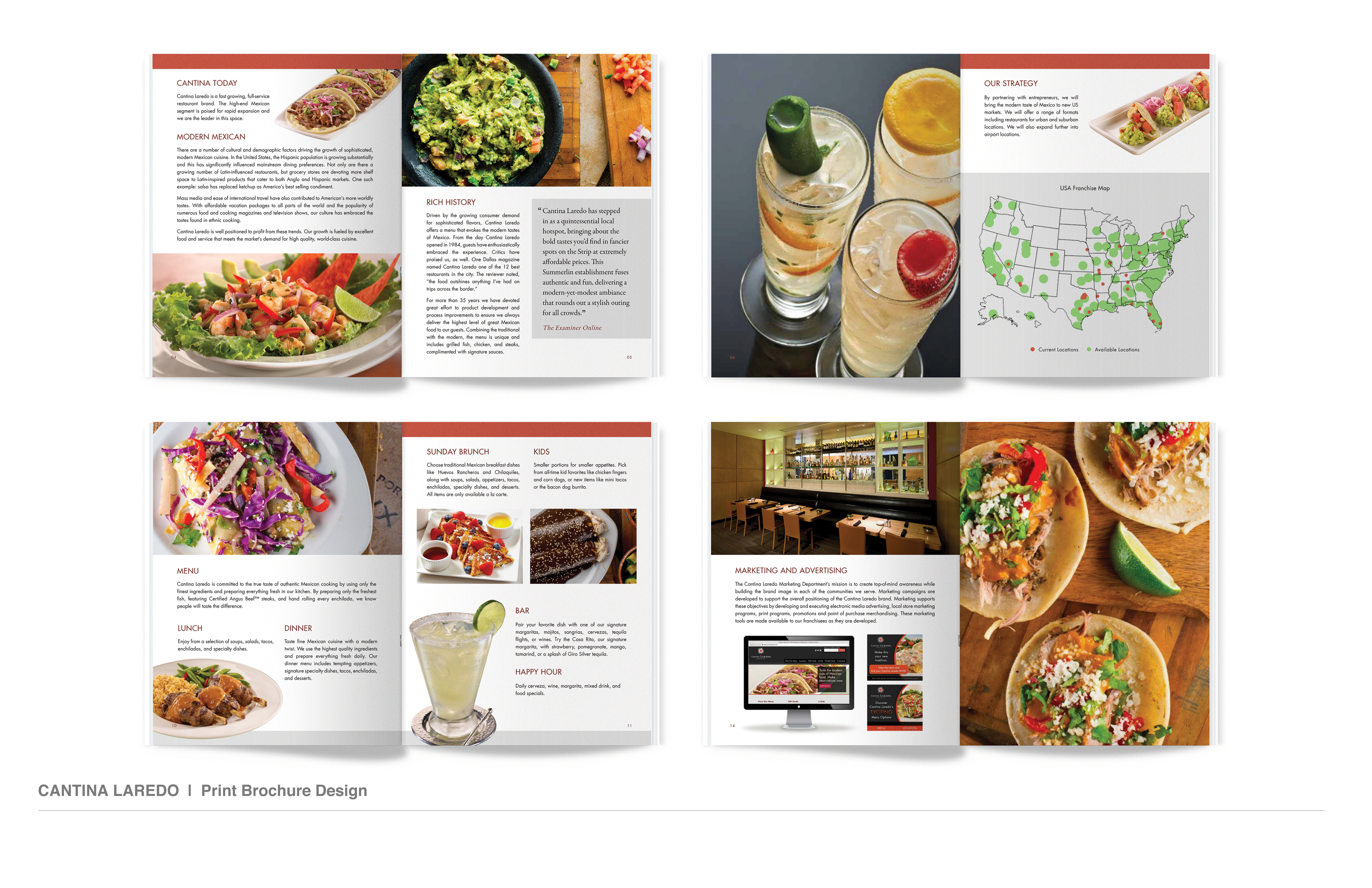 Cantina Laredo Franchise Guide