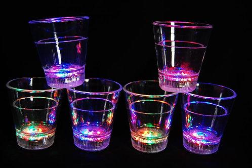 LED shot glasses (Set of 6)