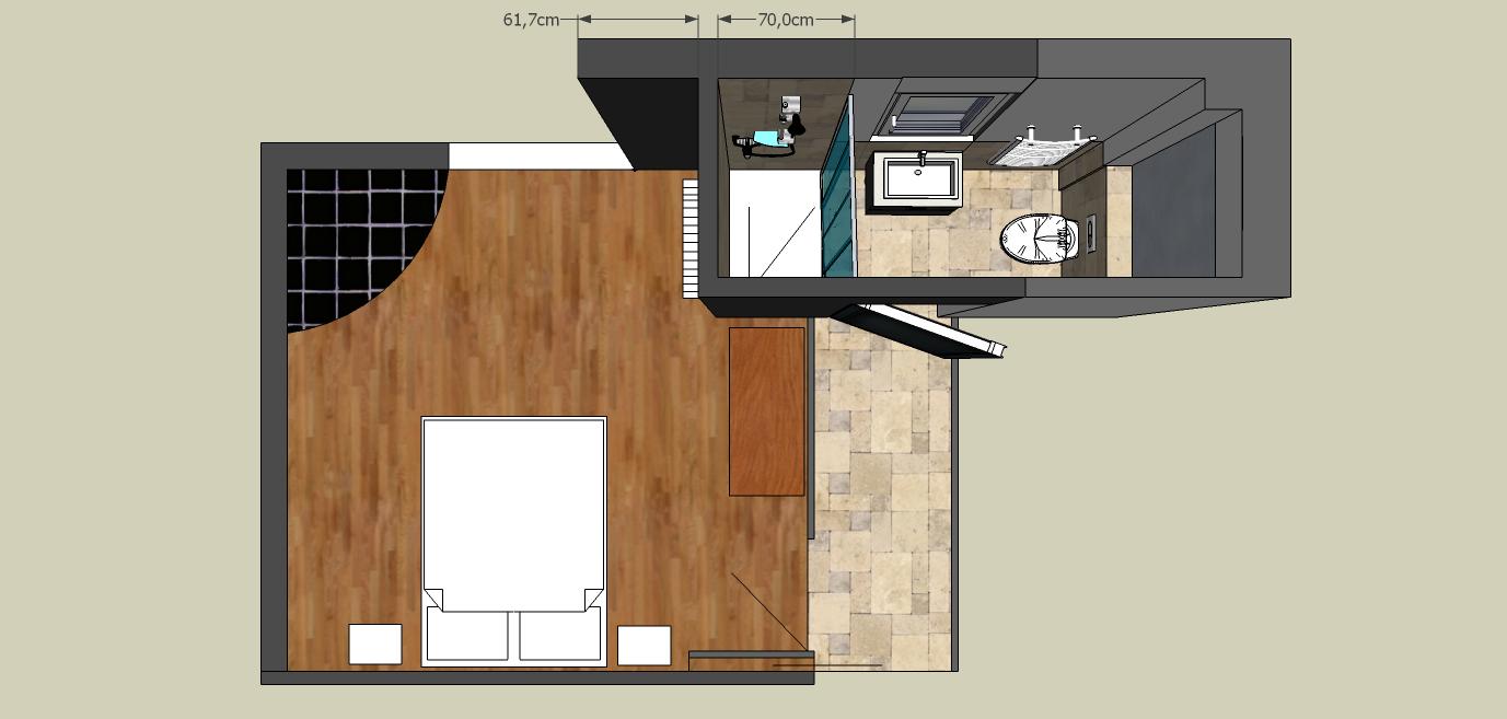 Visuel 3D agencement chambre deco 92
