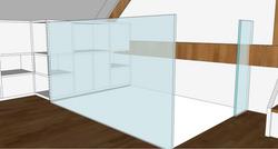 3D palier décorateur Sceaux 92