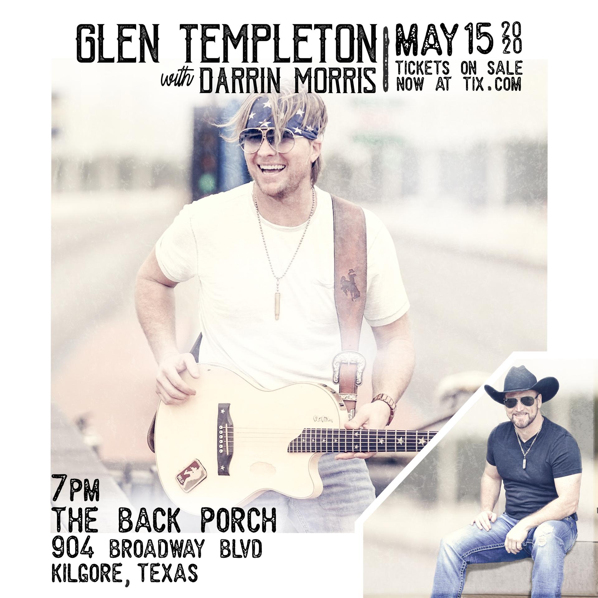 Glen Templeton | May 15, 2020