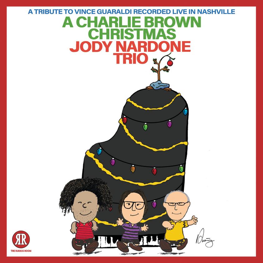 """""""A Charlie Brown Christmas"""" - Jody Nardone Trio"""