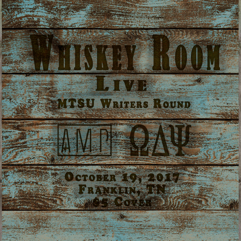 Whiskey Room Live | October 19, 2017
