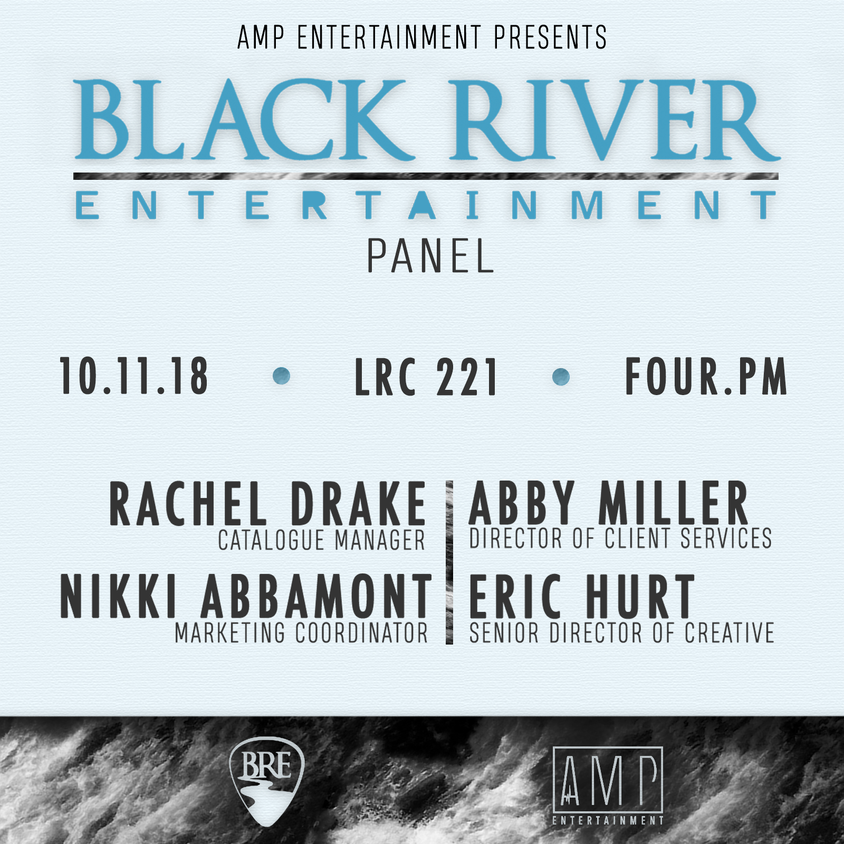 Black River Entertainment Panel